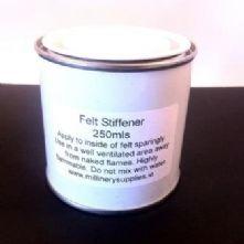 1 Liter Pack of Powdered Felt Stiffener 25g